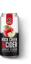 Big Rock Rock Creek Premium Dry Cider