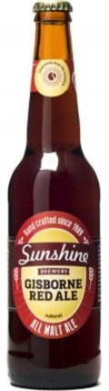Sunshine Gisborne Red Ale