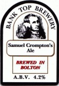 Bank Top Samuel Cromptons Ale - Golden Ale/Blond Ale