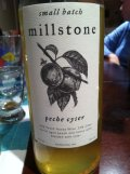 Millstone Cellars Peche Cyser