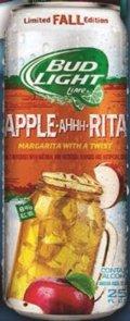 Bud Light Lime Apple-Ahhh-Rita