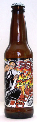 SKA Buster Nut Brown Ale