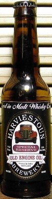 Harviestoun Old Engine Oil Special Reserve - Old Ale