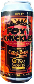 Oskar Blues Foxy Knuckles