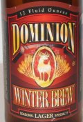 Dominion Winter Brew (Polish Porter)