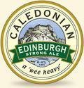 Caledonian Edinburgh Strong Ale (Cask)
