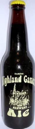 Dunedin Highland Games Ale