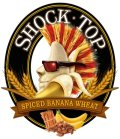 Shock Top Spiced Banana Wheat - Belgian White (Witbier)