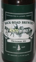 Back Road Christmas Ale 2003