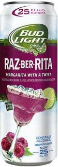 Bud Light Lime Raz-Ber-Rita (6%) - Fruit Beer/Radler