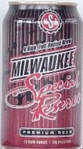 Milwaukee Special Reserve Lager