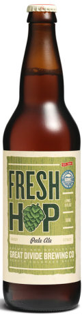 Great Divide Fresh Hop Pale Ale - American Pale Ale