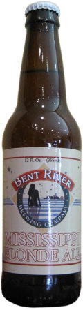 Bent River Mississippi Blonde