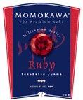 Momokawa Ruby Junmai Ginjo Sake - Sak� - Ginjo