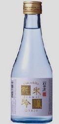 Kuromatsu-Hakushika (White Deer) Junmai Ginjo Sake
