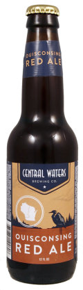 Central Waters Ouisconsing Red Ale