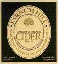 Farnum Hill Kingston Black Reserve Cider