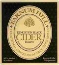 Farnum Hill Kingston Black Reserve Cider