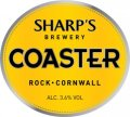 Sharps Cornish Coaster