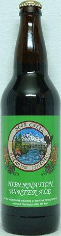 Bear Creek Hibernation Winter Ale