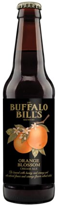 Buffalo Bills Orange Blossom Cream Ale - Fruit Beer