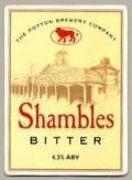 Potton Shambles Bitter