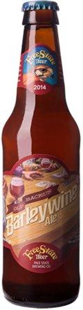 Free State Old Backus Barleywine - Barley Wine
