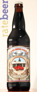 Alpine Beer Company Captain Stout