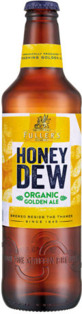 Fuller�s Organic Honey Dew (Pasteurised)