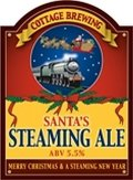 Cottage Santa�s Steaming Ale