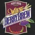 Portland Brewing WheatBerry Brew - Fruit Beer