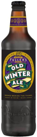 Fuller�s Old Winter Ale (Bottle) - English Strong Ale
