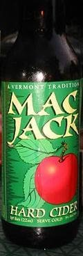 Grand View Mac Jack Hard Cider