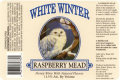 White Winter Raspberry Mead