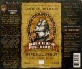 Drakes Port Barrel Imperial Stout - Imperial Stout