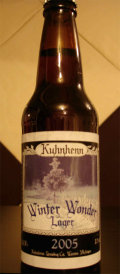 Kuhnhenn Winter Wonder - Doppelbock
