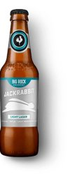 Big Rock Jack Rabbit Low Carb Lager