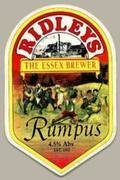 Ridleys Rumpus (Bottle) - Premium Bitter/ESB
