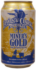 Lewis and Clark Miners Gold Hefeweizen