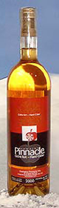 Domaine Pinnacle Cidre Fort - Hard Cider