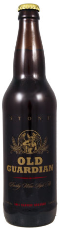 Stone Old Guardian (Vintages 2004 and later) - Barley Wine