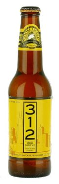 Goose Island 312 Urban Wheat Ale - Wheat Ale