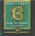 Harboe Bryggerens Low Alcohol Pilsner - Low Alcohol