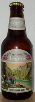 Locher Appenzeller L�g�re - Low Alcohol