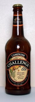 Camerons Challenge Ale