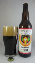 Berskhire Mountain Brewers Black Bear Stout