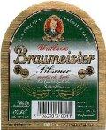 W�llner Braumeister Pilsener Nordisch-Herb - Pilsener
