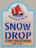 Crouch Vale Snowdrop - Bitter
