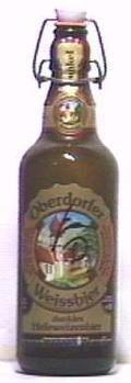 Oberdorfer Weissbier Dunkel