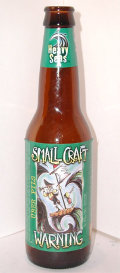 Heavy Seas Small Craft Warning �ber Pils